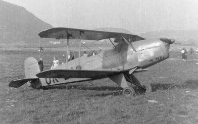 Letisko Orlové