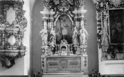 Kaplnka svätej Heleny