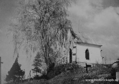 kaplnka_sedembolestnej_p_marie_cintorin