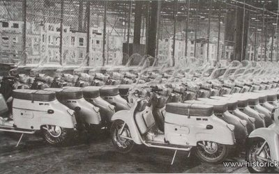 Považské strojárne – Od vojny po 80. roky (2. časť)