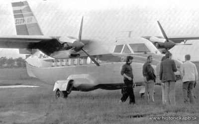 Únos lietadla Slov-Air