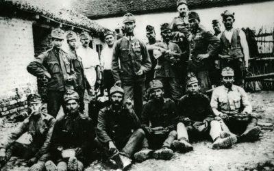 Vzbura slovenských vojakov v Kragujevci