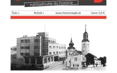 Považskobystrické starinky č. 1